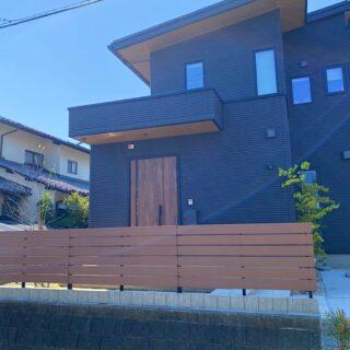 三島市 M様邸 新築工事に伴う外構造園工事